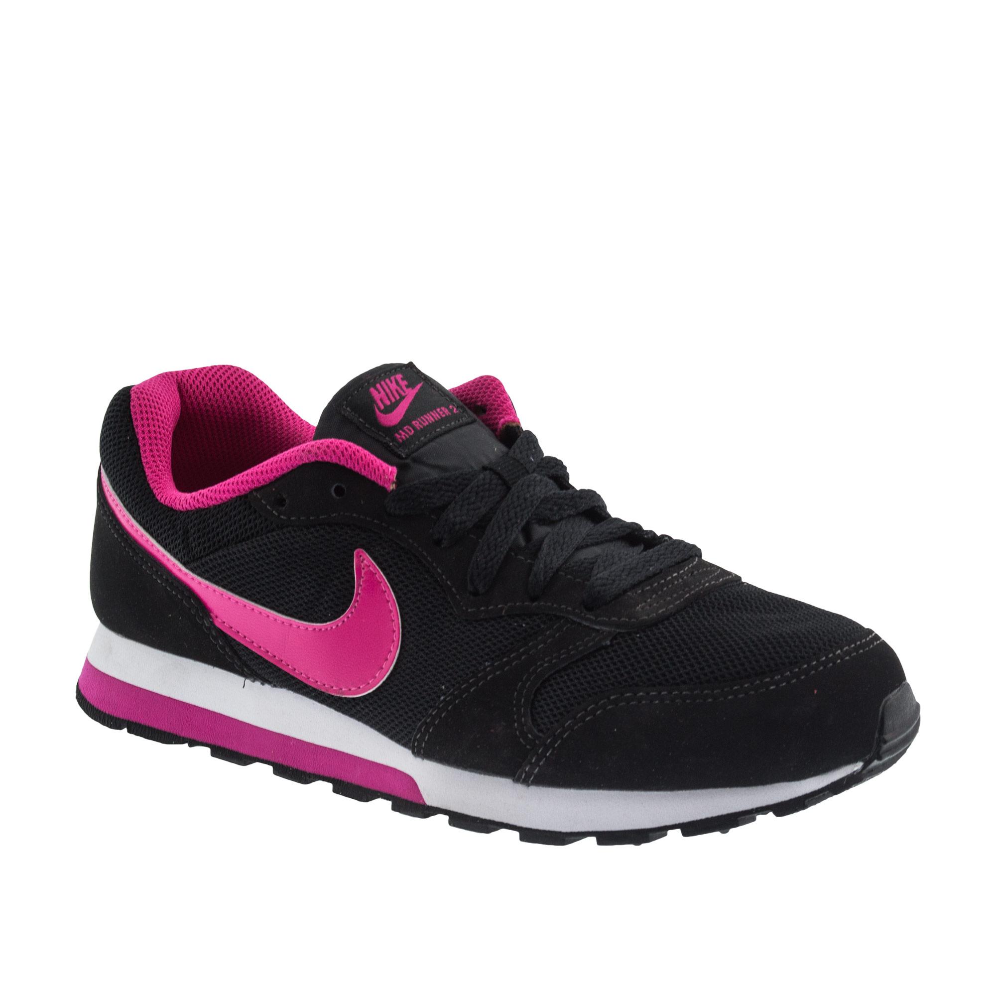 wholesale dealer cbfce 236c5 Nike MD Runner 2 GS Siyah Spor Ayakkabı (807319-006)