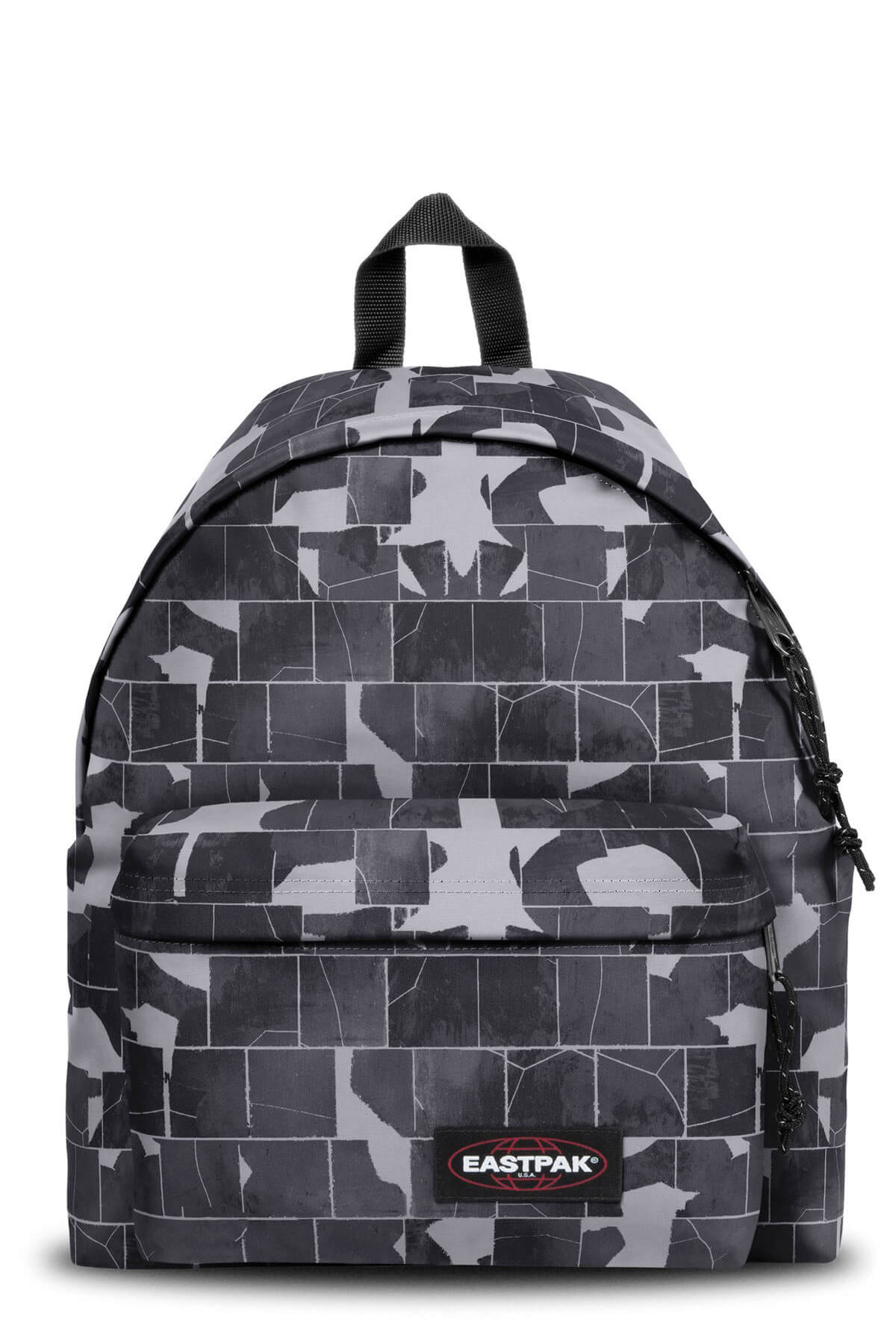 2582a6acb1fbe Eastpak Padded Pak'R Cracked Dark Sırt Çantası Ek62068T Cracked Dark ...