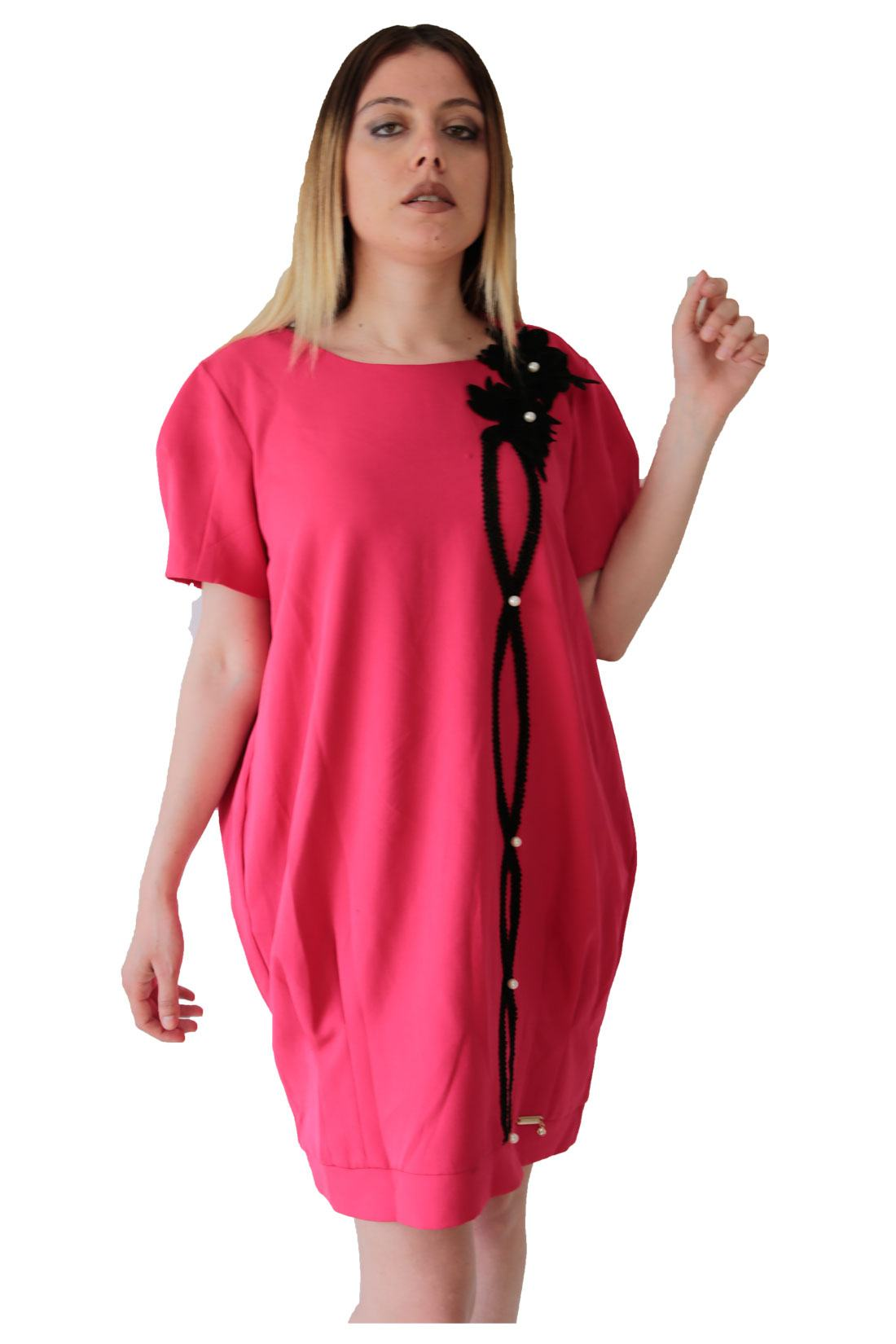 983bca99538d8 Moda Royal Bayan Elbise Vişne Detaylı Bayan Elbise - Glami.com.tr