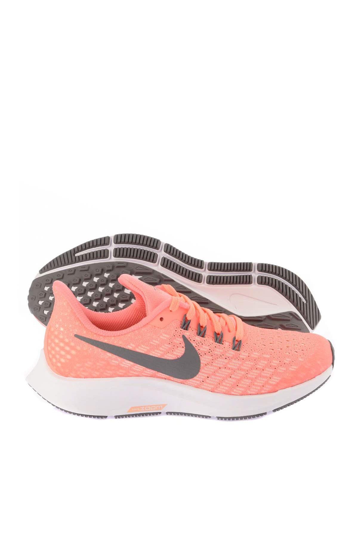 9c4c3e76e0c22 Nike Kids Pembe Kız Çocuk Spor Ayakkabı Air Zoom Pegasus 35 (GS ...