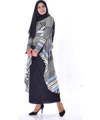 4b3767d637c8f Sefamerve Tunik Pantolon İkili Takım 6135-04 İndigo - 38 - Glami.com.tr