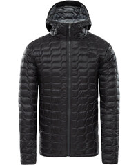 892310de39 The North Face Thermoball Hooded Insulated Erkek Mont Siyah