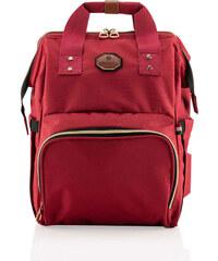 b9a82b593fac6 Bordo Kadın sırt çantası | 150 ürün tek bir yerde - Glami.com.tr