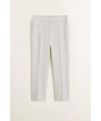 e6936dc44de9d Mango, Gri Kadın pantolon | 30 ürün tek bir yerde - Glami.com.tr