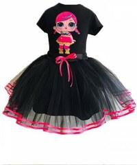 e8f5a68800766 Diğer Lol Baskılı Kız Çocuk Elbisesi - Lol Baskılı Abiye - Kız Çocuk Elbise