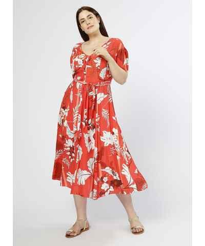 1dccb69836831 Kırmızı, Spor Kadın elbise Desenli | 50 ürün tek bir yerde - Glami.com.tr