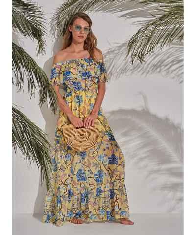 19b83cefcf4a2 Sarı, Hediye önerileri Kadın elbise Morhipo.com mağazasından | 120 ürün tek  bir yerde - Glami.com.tr