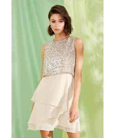 5a19c67d06492 Gümüş Kadın elbise Trendyol.com mağazasından | 100 ürün tek bir yerde -  Glami.com.tr