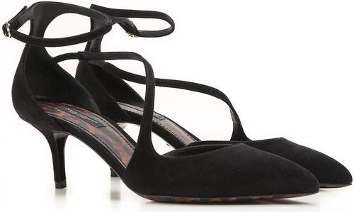 Dolce Gabbana Kadınlar Için Ince Ve Yüksek Topuklu Ayakkabılar
