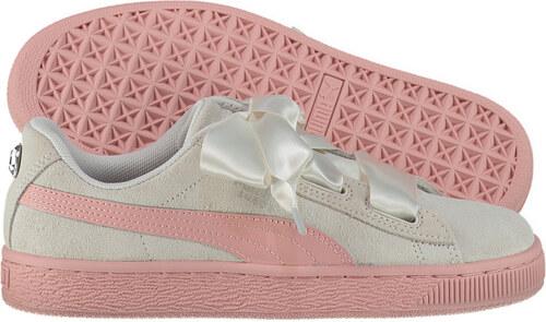 14acffe5 Puma Kadın Spor Ayakkabı - Suede Heart Jewel Jr - 36513802 - Glami ...