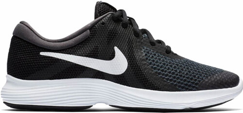 e28a3bbe96294 Nike Kids Siyah Unisex Çocuk Ayakkabı Revolution 4 (GS) - Glami.com.tr
