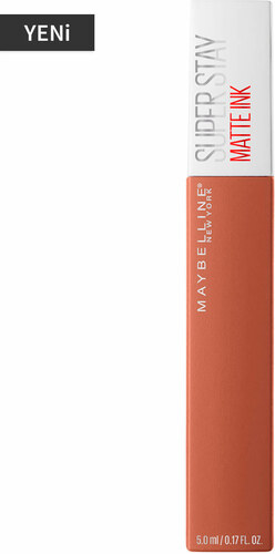 Maybelline New York Likit Mat Ruj Superstay Matte Ink Lipstick 65