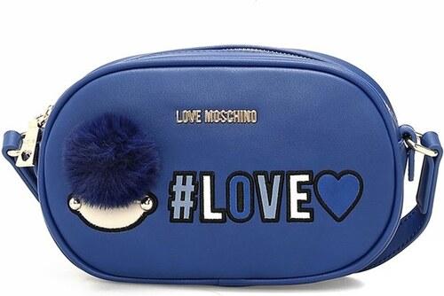 93495429b1617 Love Moschino Kadın Clutch / El Çantası Lacivert - Glami.com.tr