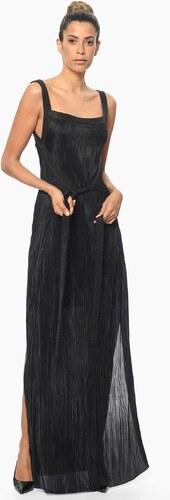 b17cf2e78e2a9 NetWork Kadın Uzun Abiye Elbise Siyah - Glami.com.tr