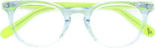 ee1b5c1d9ea Stella Mccartney Kids round frame eyeglasses - Green - Glami.com.tr