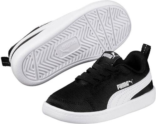 8599668504 Puma Courtflex Mesh Ps Siyah Unisex Çocuk Sneaker - Glami.com.tr