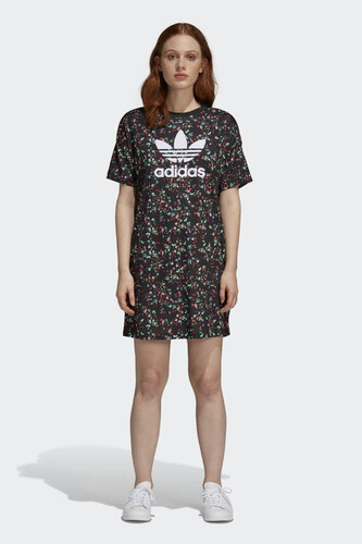 e2a6e34142602 adidas Kadın Elbise - Dress Elbise - DH4271 - Glami.com.tr