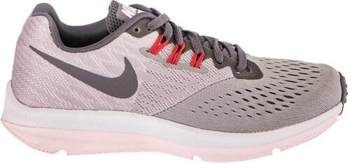 e92bd8c21a0a5 Nike Kadın Koşu Ayakkabı - Wmns Zoom Winflo 4 - 898485-010 - Glami ...