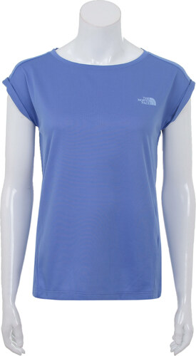 6136e67ab NT92S7FHDE-R The North Face W Tanken Tank Kadın T-Shirt Mavi - Glami ...