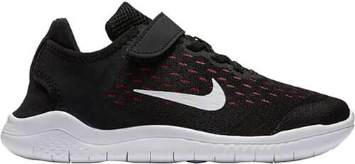 7198a17ebde5d Nike Kids Siyah Unisex Çocuk Ayakkabı FREE RN 2018 (PSV) - Glami.com.tr