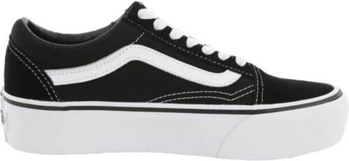 a30402fa2d Vans Unisex Spor Ayakkabı - Ua Old Skool Platform Günlük Ayakkabı -  0A3B3UY281