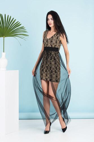 b776ad2153849 Moda Royal Genç Abiye Elbise Tül Detaylı - Glami.com.tr