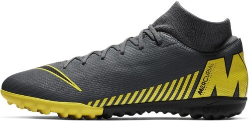 8373a0056d029 Nike SuperflyX 6 Academy TF Halı Saha Kramponu AH7370-070 - Gri ...