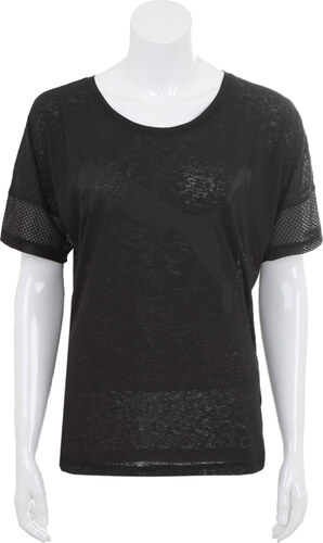 733ebfb744225 Puma Loose Tee Kadın T-Shirt Siyah - Glami.com.tr