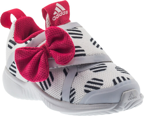 new product 601e8 f95e1 adidas FortaRun X Minnie Mouse CF Bebek Beyaz Spor Ayakkabı (D96918)