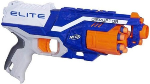 Hasbro Nerf Elite Disruptor Glamicomtr