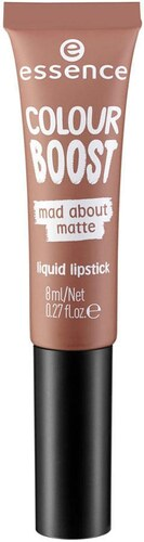 Essence Likit Mat Ruj No 01 8 Ml Colour Boost Boost Mad About