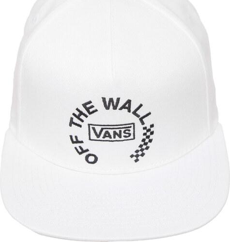 2d75ca683e N0A3I1BWHT1-R Vans Otw Dıstort Snapback Erkek Şapka Beyaz - Glami.com.tr