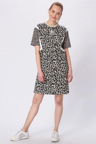 7461b43e4e66f adidas Kadın Originals Elbise - Lf Tee Dress - DX4297 - Glami.com.tr
