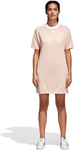 a294dfd6ea3bc adidas Kadın Elbise Pudra - Glami.com.tr