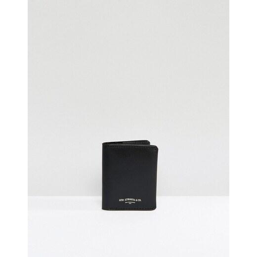 dff1a33002e5e Levis Levi's Leather Card Case - Black - Glami.com.tr