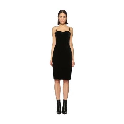 e127147478bc9 Theory Kadın İnce Askılı Siyah Midi Elbise 2 US - Glami.com.tr