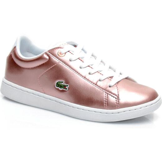 cc6d4ceb7f854 Lacoste Carnaby Evo 318 2 Pembe Çocuk Sneaker.736SPC0002.F50 - Glami.com.tr