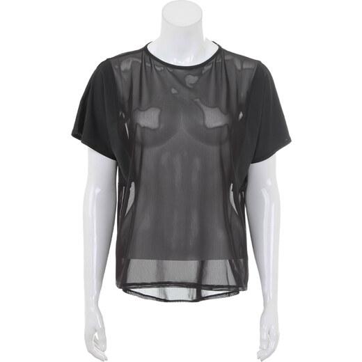 98cc703832333 516392-01 Puma Explosive Top Kadın T-Shirt Siyah - Glami.com.tr