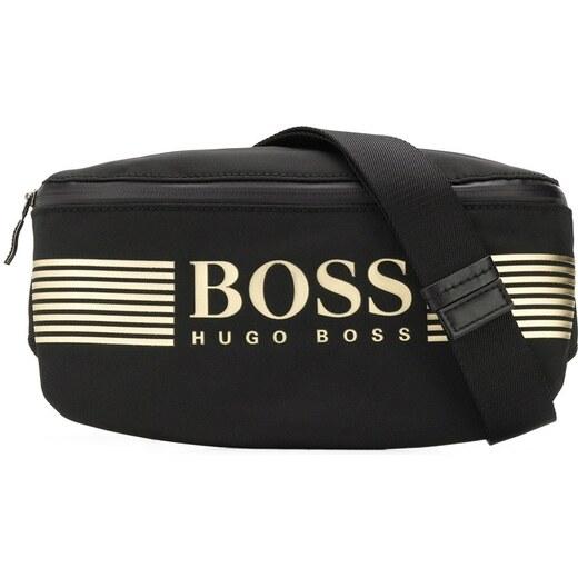 Boss Hugo Boss Logo Belt Bag Black Glamicomtr